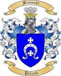 Samocki Family Coat of Arms from Poland
