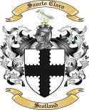 Sancto Claro Family Crest from Scotland