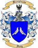 Scarpinato Family Crest from Italy