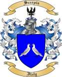 Scarpis Family Coat of Arms from Italy