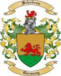 Schabron Family Coat of Arms from Germany