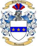 Schelkshorn Family Coat of Arms from Germany
