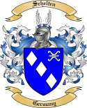 Schelten Family Crest from Germany