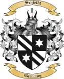 Schieldt Family Crest from Germany