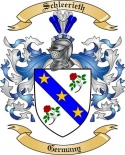 Schleerieth Family Crest from Germany2