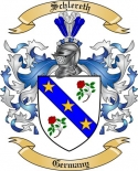 Schlereth Family Crest from Germany2