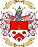 Schmer Family Crest from Germany