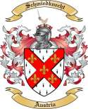Schmiedknecht Family Coat of Arms from Austria
