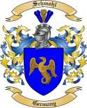 Schmohl Family Crest from Germany