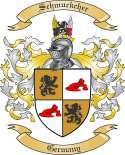 Schmuckcher Family Coat of Arms from Germany
