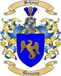 Schmul Family Crest from Germany