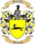 Schoeffer Family Coat of Arms from Germany