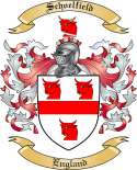 Schoelfield Family Crest from England
