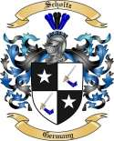 Scholtz Family Crest from Germany4