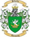 Scholtz Family Crest from Germany5