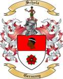 Scholz Family Crest from Germany4
