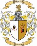 Schwartze Family Crest from Germany