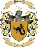 Silvestro Family Coat of Arms from Italy2