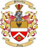 Silvestro Family Coat of Arms from Italy