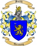 Smith Family Coat of Arms from Germany2