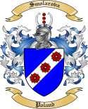 Smolarova Family Coat of Arms from Poland