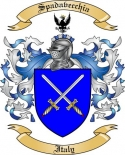 Spadavecchia Family Coat of Arms from Italy