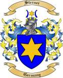 Sterner Family Coat of Arms from Germany2
