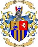 Stockmeier Family Coat of Arms from Germany