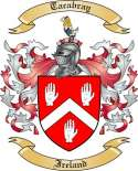 Tacabray Family Coat of Arms from Ireland