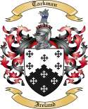 Tackman Family Coat of Arms from Ireland