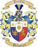 Tanchico Family Crest from Philippines