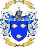 Tarbard Family Coat of Arms from Ireland