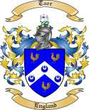 Tarr Family Crest from England2