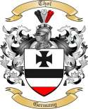 Thol Family Coat of Arms from Germany