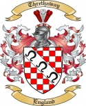 Threthaway Family Coat of Arms from England2