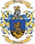 Thuring Family Coat of Arms from Germany
