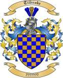 Tilbroke Family Coat of Arms from England