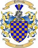 Tillbroke Family Coat of Arms from England