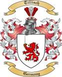 Tillisch Family Coat of Arms from Germany2