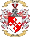 Tinckel Family Crest from Germany2