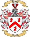 Tinsly Family Coat of Arms from England