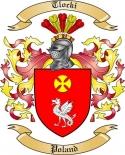 Tlocki Family Crest from Poland