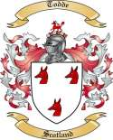 Todde Family Crest from Scotland