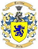Toritto Family Coat of Arms from Italy