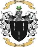 Torrence Family Coat of Arms from Scotland2