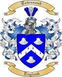 Townsend Family Crest from England2