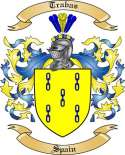 Trabas Family Crest from Spain