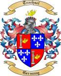 Trachsel Family Crest from Germany
