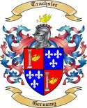 Trachsler Family Crest from Germany