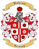 Umhauer Family Crest from Germany